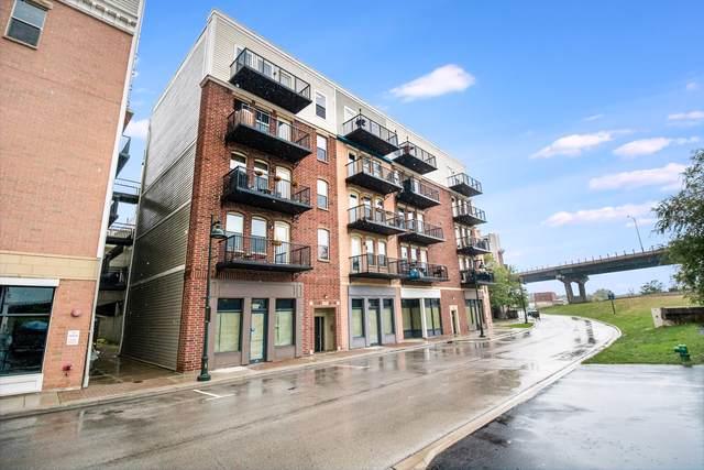 332 River Street #4505, Lemont, IL 60439 (MLS #10519648) :: John Lyons Real Estate