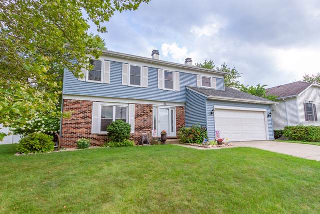 3 Woodridge Lane, Streamwood, IL 60107 (MLS #10519740) :: Ani Real Estate