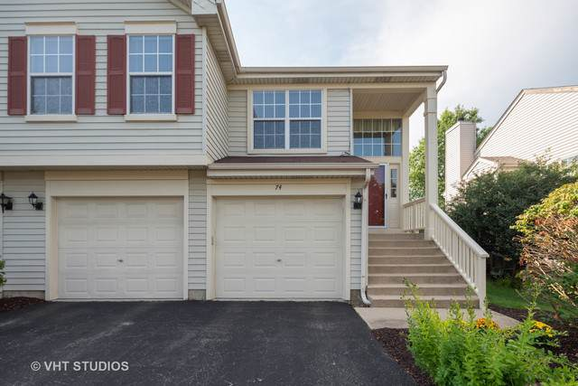 74 Seton Creek Drive, Oswego, IL 60543 (MLS #10519858) :: Property Consultants Realty