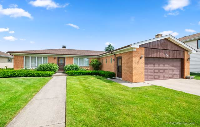 1520 W Russell Court, Arlington Heights, IL 60005 (MLS #10519933) :: Century 21 Affiliated