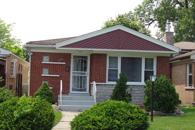 8548 S Calumet Avenue, Chicago, IL 60619 (MLS #10519948) :: Ani Real Estate