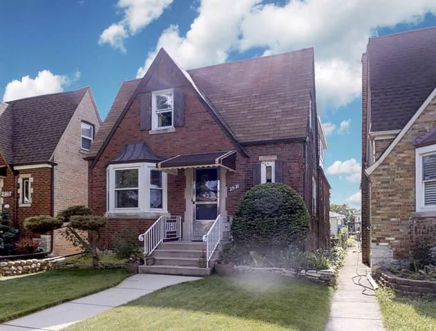 2916 N Meade Avenue, Chicago, IL 60634 (MLS #10519984) :: Ryan Dallas Real Estate