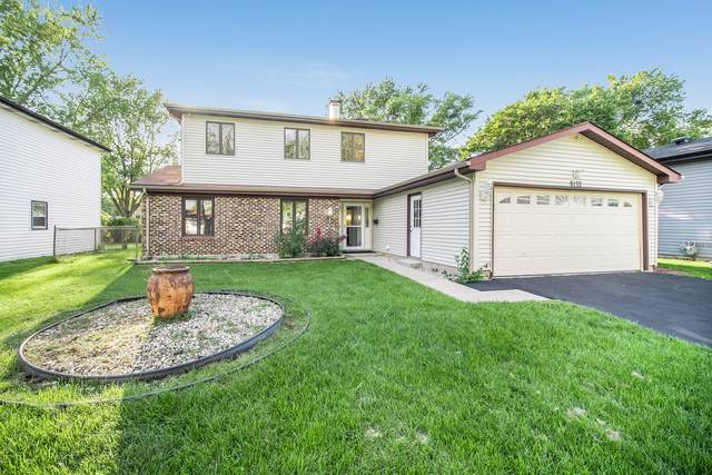 8172 N Carrolton Court, Hanover Park, IL 60133 (MLS #10520005) :: John Lyons Real Estate
