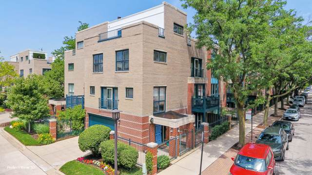 1436 S Federal Street, Chicago, IL 60605 (MLS #10520030) :: Baz Realty Network | Keller Williams Elite