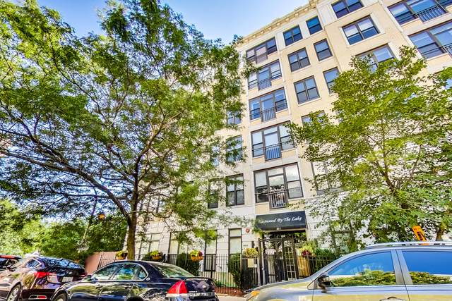 811 W Eastwood Avenue #401, Chicago, IL 60640 (MLS #10520038) :: John Lyons Real Estate