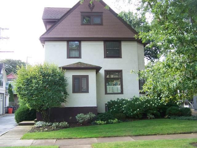 318 Hamilton Street, Evanston, IL 60202 (MLS #10520059) :: BNRealty