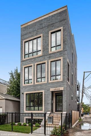 1514 W Altgeld Street #1, Chicago, IL 60614 (MLS #10520061) :: Baz Realty Network | Keller Williams Elite