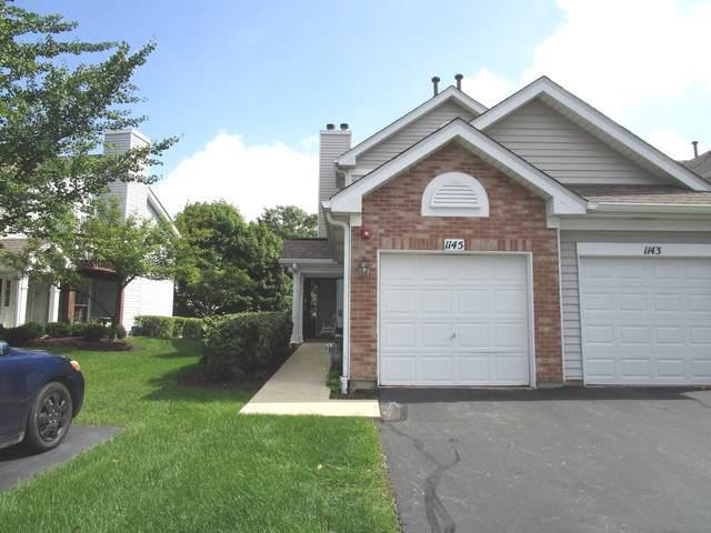 1145 Harbor Court, Glendale Heights, IL 60139 (MLS #10520088) :: John Lyons Real Estate