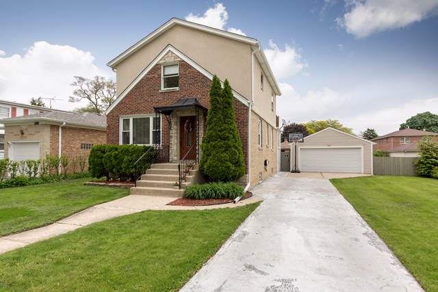 4939 N Odell Avenue, Harwood Heights, IL 60706 (MLS #10520152) :: BNRealty