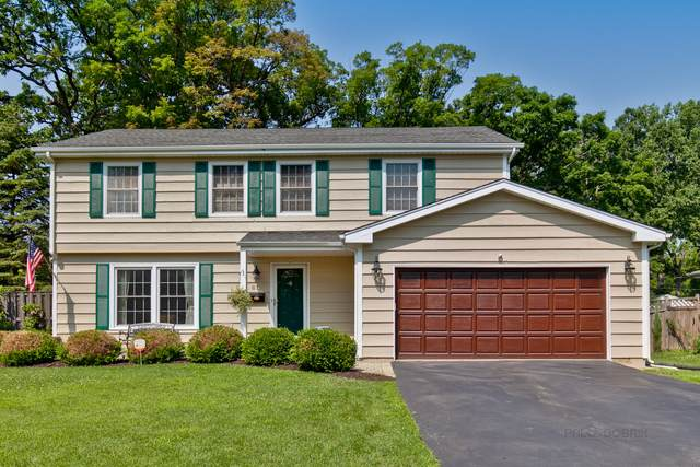 612 Rockland Avenue, Lake Bluff, IL 60044 (MLS #10520178) :: The Perotti Group | Compass Real Estate