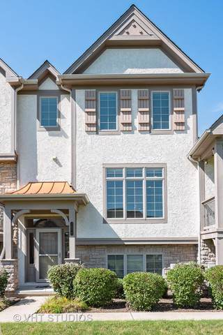 260 Regency Court B, Wauconda, IL 60084 (MLS #10520212) :: The Perotti Group | Compass Real Estate