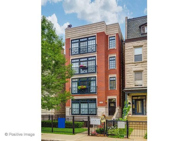 3749 N Wilton Avenue #1, Chicago, IL 60613 (MLS #10520237) :: John Lyons Real Estate