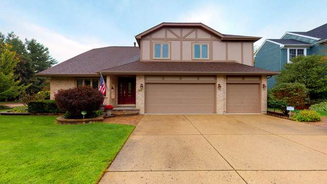 985 Wedgewood Drive, Crystal Lake, IL 60014 (MLS #10520278) :: John Lyons Real Estate