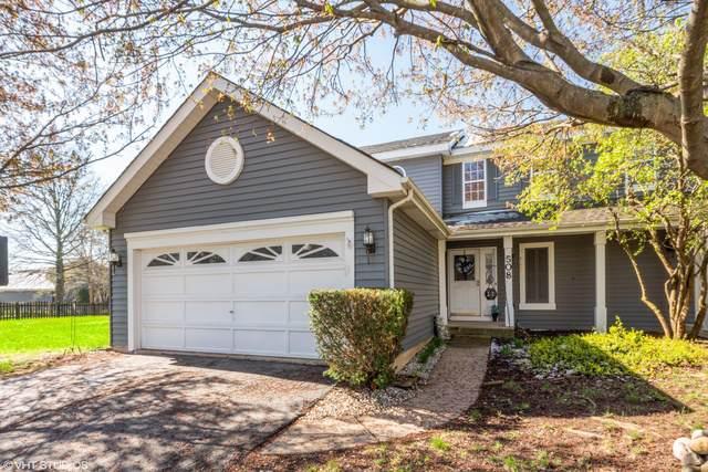 508 Tewksbury Circle, Oswego, IL 60543 (MLS #10520324) :: O'Neil Property Group