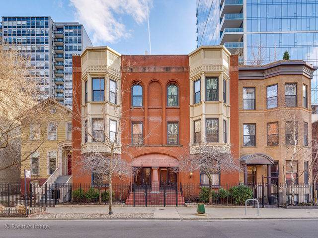 15 E Division Street 2W, Chicago, IL 60610 (MLS #10520357) :: Ryan Dallas Real Estate