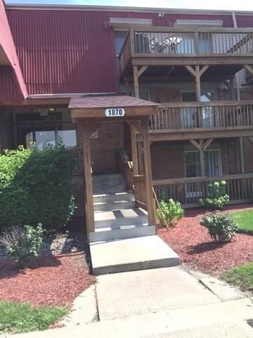 1870 Tall Oaks Drive #2108, Aurora, IL 60505 (MLS #10520360) :: The Spaniak Team