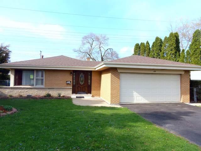 499 Gilbert Drive, Wood Dale, IL 60191 (MLS #10520432) :: Ryan Dallas Real Estate
