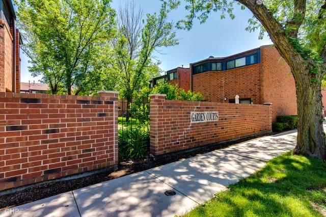 901 S Racine Avenue D, Chicago, IL 60607 (MLS #10520447) :: Ryan Dallas Real Estate