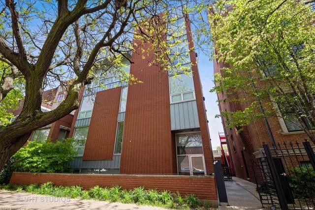 1721 N Sheffield Avenue #102, Chicago, IL 60614 (MLS #10520479) :: John Lyons Real Estate