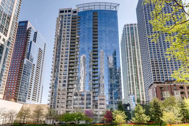 201 N Westshore Drive #1904, Chicago, IL 60601 (MLS #10520499) :: Ryan Dallas Real Estate