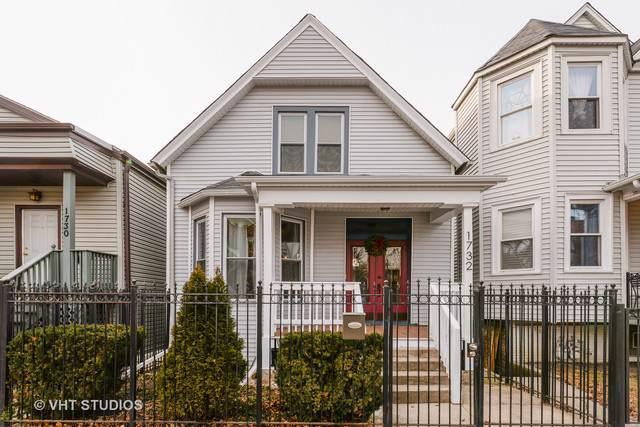 1732 N Albany Avenue, Chicago, IL 60647 (MLS #10520517) :: John Lyons Real Estate