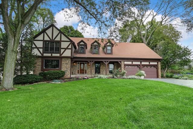 44 Harris Avenue, Clarendon Hills, IL 60514 (MLS #10520522) :: Ryan Dallas Real Estate