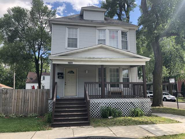 1859 W 58th Street, Chicago, IL 60636 (MLS #10520529) :: Touchstone Group