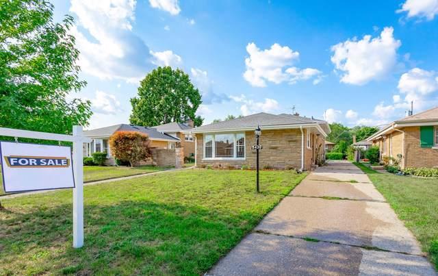 5430 Harvard Terrace, Skokie, IL 60077 (MLS #10520534) :: Lewke Partners
