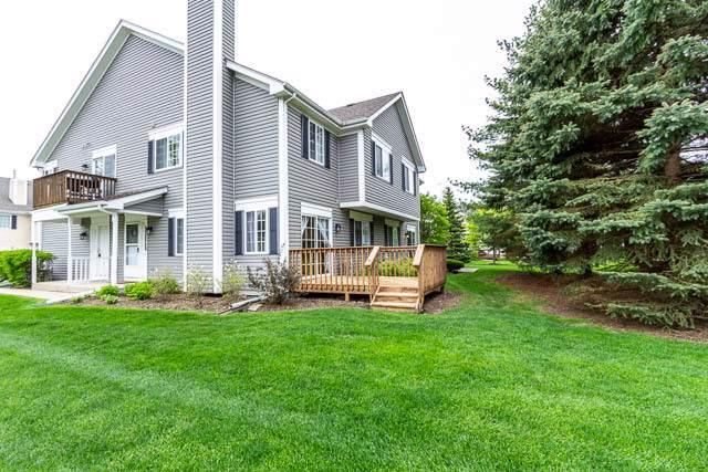 617 Silver Creek Road 6C, Woodstock, IL 60098 (MLS #10520580) :: Lewke Partners