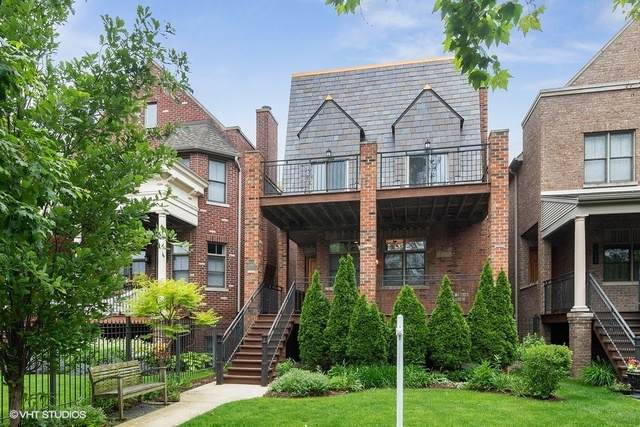 5038 N Ravenswood Avenue, Chicago, IL 60640 (MLS #10520600) :: John Lyons Real Estate