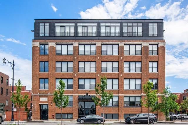 2911 N Western Avenue #205, Chicago, IL 60618 (MLS #10520609) :: John Lyons Real Estate