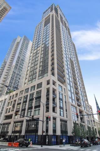 9 W Walton Street #1402, Chicago, IL 60610 (MLS #10520704) :: The Mattz Mega Group