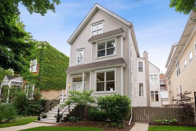 3515 N Janssen Avenue, Chicago, IL 60657 (MLS #10520725) :: John Lyons Real Estate