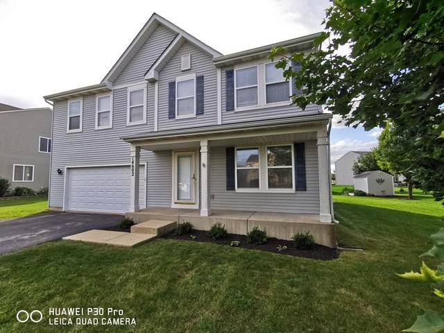 14602 Independence Drive, Plainfield, IL 60544 (MLS #10520827) :: John Lyons Real Estate