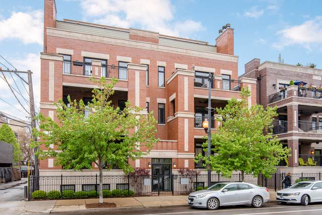 3214 N Southport Avenue 3N, Chicago, IL 60657 (MLS #10520845) :: John Lyons Real Estate