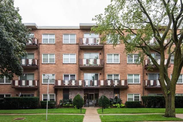 5005 Enfield Avenue #210, Skokie, IL 60077 (MLS #10520859) :: Lewke Partners