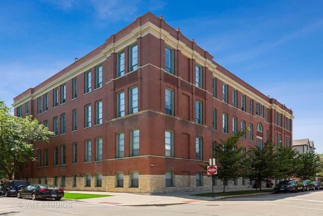 1445 W Belden Avenue 3K, Chicago, IL 60614 (MLS #10520862) :: John Lyons Real Estate