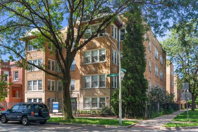 2452 N Lawndale Avenue #2, Chicago, IL 60647 (MLS #10520879) :: John Lyons Real Estate