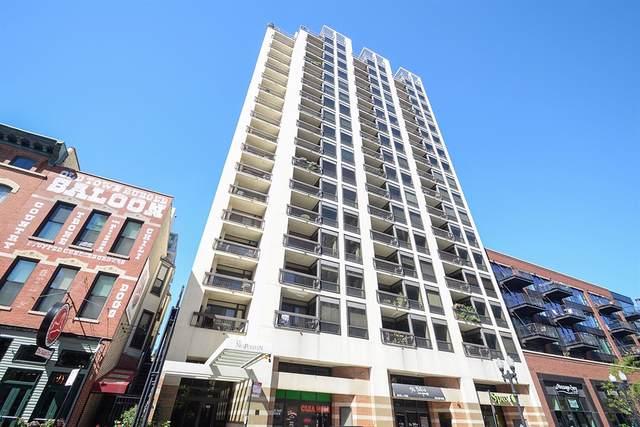 1212 N Wells Street #503, Chicago, IL 60610 (MLS #10520894) :: John Lyons Real Estate