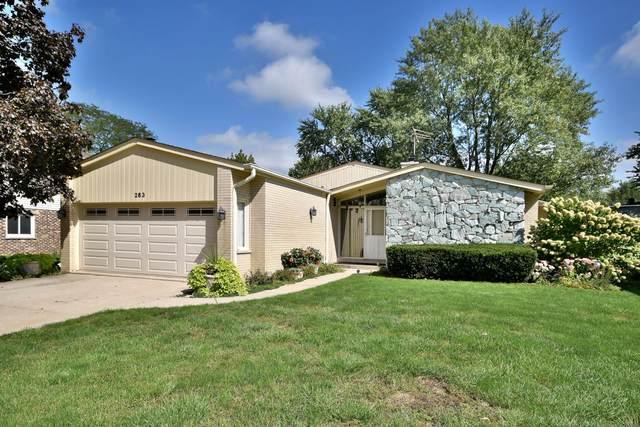 263 N Baynard Road, Addison, IL 60101 (MLS #10520974) :: John Lyons Real Estate