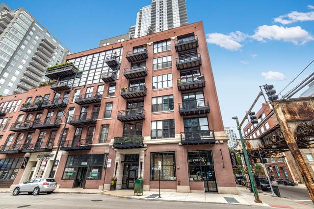 300 W Grand Avenue #411, Chicago, IL 60654 (MLS #10521092) :: Ryan Dallas Real Estate