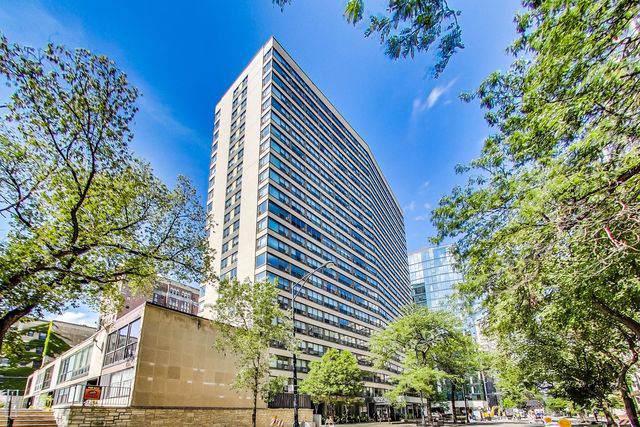 2930 N Sheridan Road #2207, Chicago, IL 60657 (MLS #10521146) :: John Lyons Real Estate