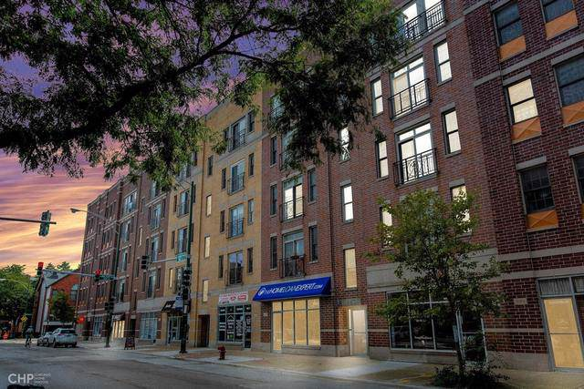 1915 W Diversey Parkway #502, Chicago, IL 60614 (MLS #10521155) :: John Lyons Real Estate