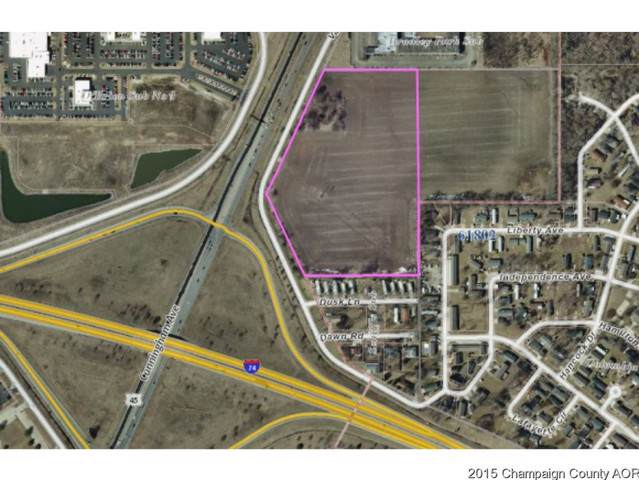 2302 N Cunningham Avenue, Urbana, IL 61802 (MLS #10521168) :: John Lyons Real Estate