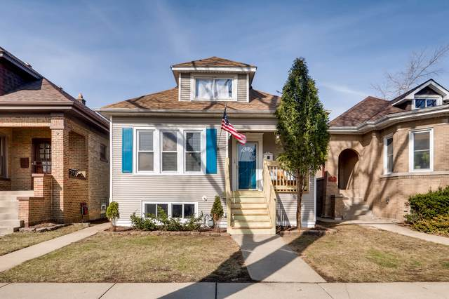 4918 N Kostner Avenue, Chicago, IL 60630 (MLS #10521186) :: Property Consultants Realty