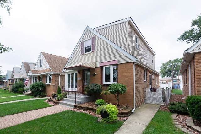 6014 S Normandy Avenue, Chicago, IL 60638 (MLS #10521318) :: John Lyons Real Estate