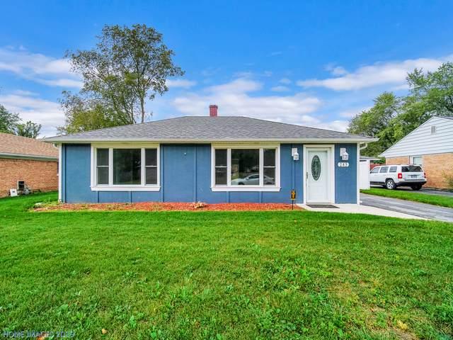 245 Mantua Street, Park Forest, IL 60466 (MLS #10521327) :: Helen Oliveri Real Estate