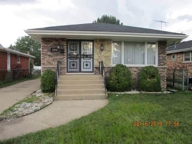 854 Buffalo Avenue, Calumet City, IL 60409 (MLS #10521335) :: Touchstone Group