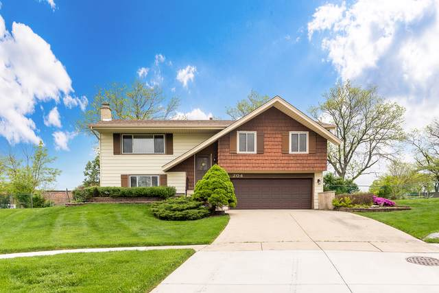 204 Sienna Court, Schaumburg, IL 60193 (MLS #10521341) :: Berkshire Hathaway HomeServices Snyder Real Estate