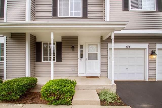 613 Silver Creek Road #613, Woodstock, IL 60098 (MLS #10521365) :: Lewke Partners